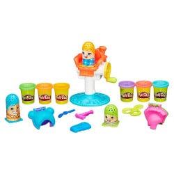 Pâte à modeler Play Doh le Coiffeur