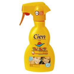 crème solaire bébé et enfant Cien Sun Spray enfant 50