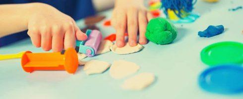 Sélection Pâte à modeler pour enfant