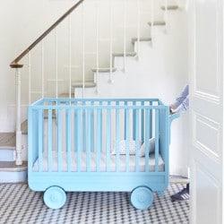 lit design pour bébé Laurette
