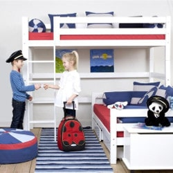 chambre design pour enfant Hoppekids