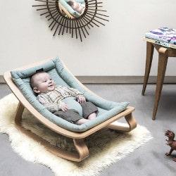 Transat bébé design Charlie Crane