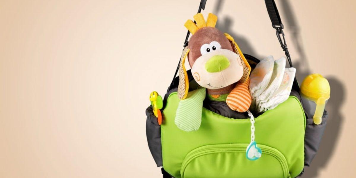 sélection de sacs à langer pour papa et maman