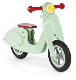 Draisienne en bois scooter Janod