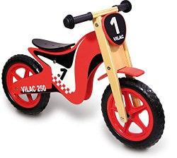 Draisienne en bois moto Vilac