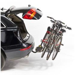 Porte vélos sur attelage rabattable Mottez A009P3RA