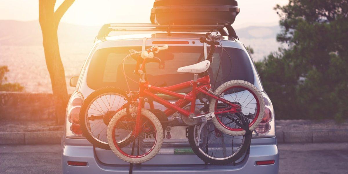 TOP 10 porte vélos pour partir en vacances en famille