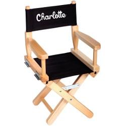 fauteuil de metteur en scène personnalisé