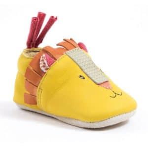 plus récent 9f23c 9268c TOP 10 marques de chaussons pour bébé