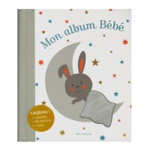 Mon album bébé Albin Michel