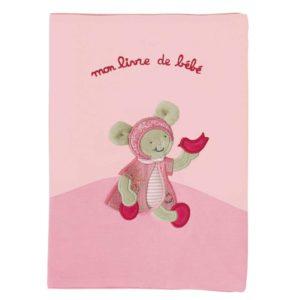Livre de naissance Moulin Roty Lila