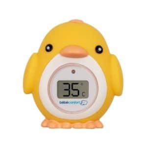 Thermomètre de Bain Bébé Confort avec affichage digital