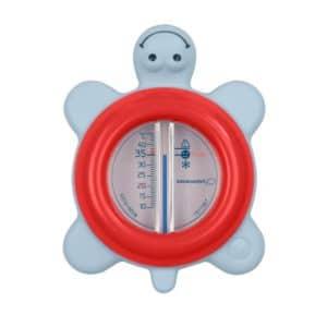Thermomètre de bain Bébé Confort Tortue rouge
