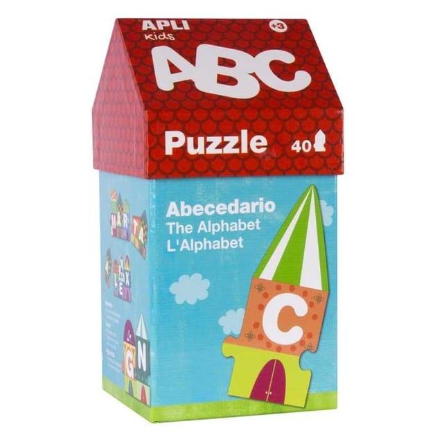 Puzzle Maisonnette ABC Apli Kids