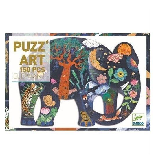 Elephant Puzz'art Djeco