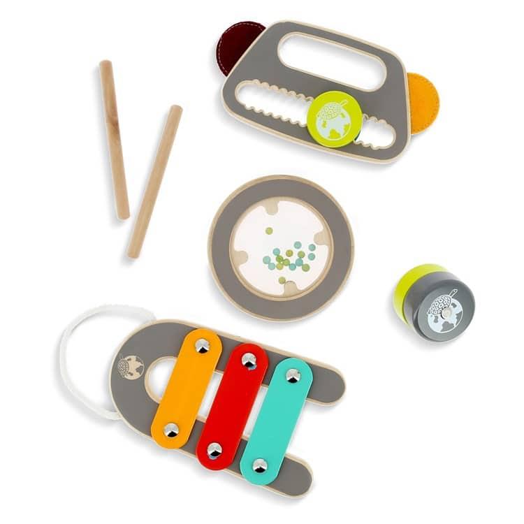Mes premiers instruments de musique