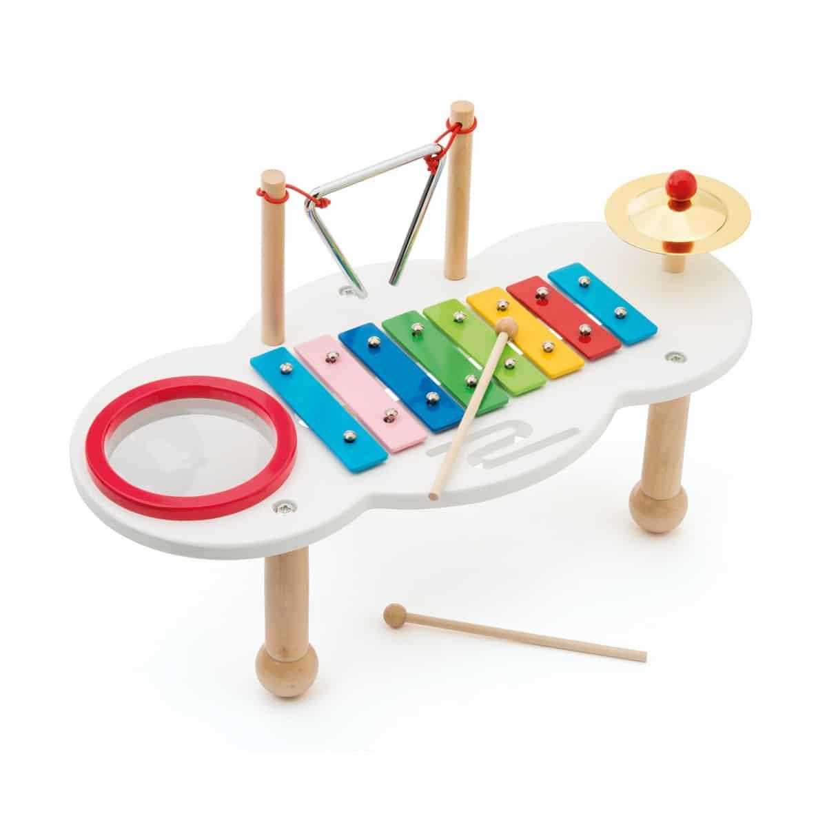 Table musicale en bois Tempobul