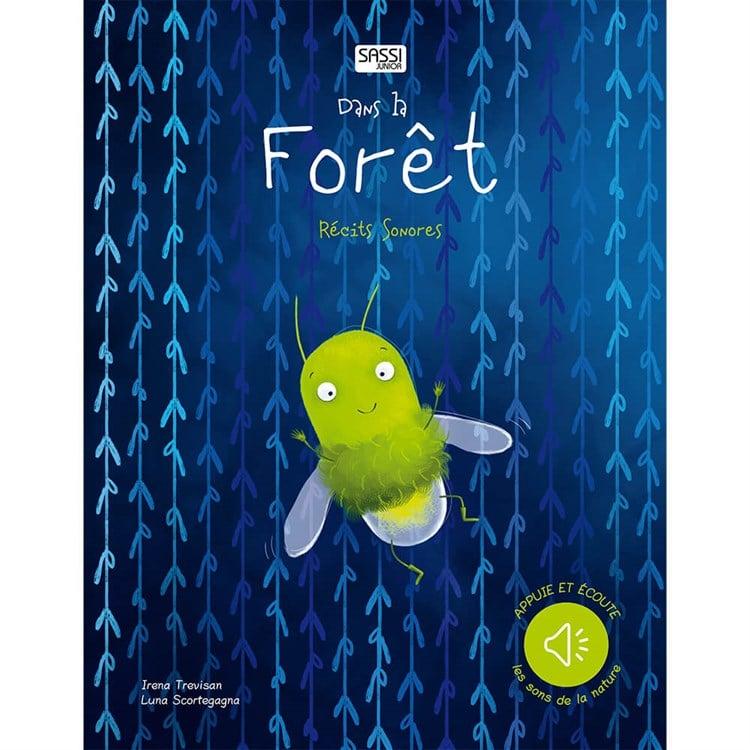 Livre sonore Dans la forêt