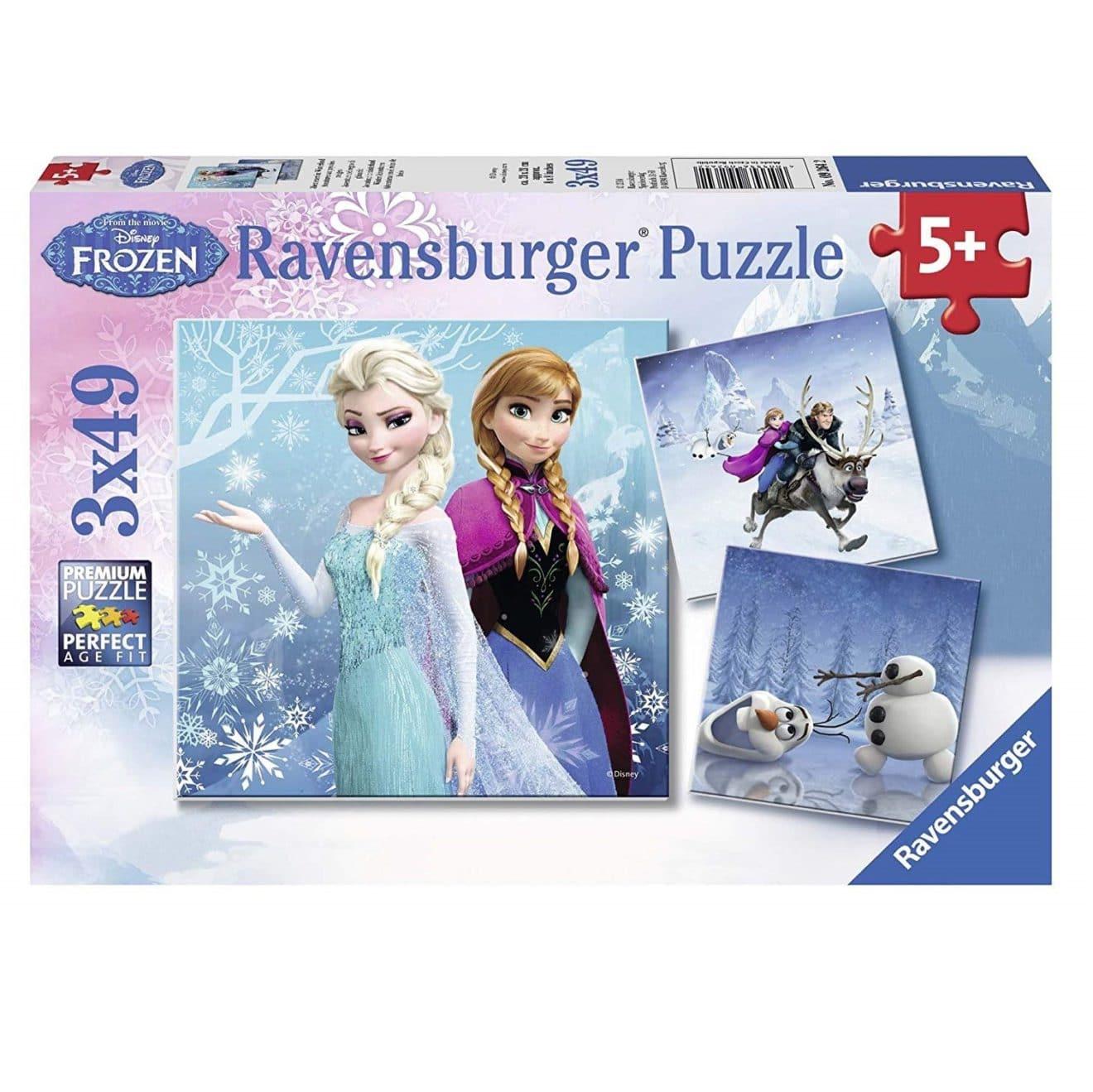 Puzzle Ravensburger La Reine Des Neiges