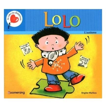 livre-pour-parler-de-la-difference-Lolo-l-autisme-serie-au-coeur
