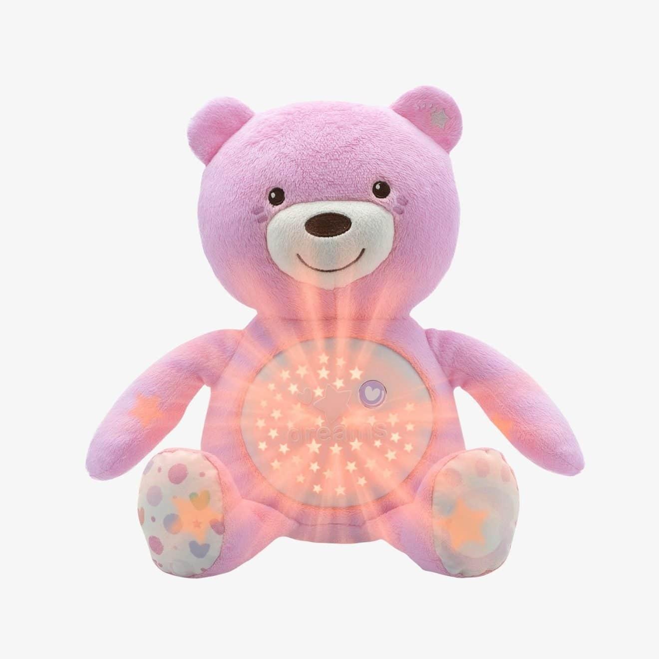 veilleuse-projecteur-etoiles-ourson-baby-bear-chicco-rose