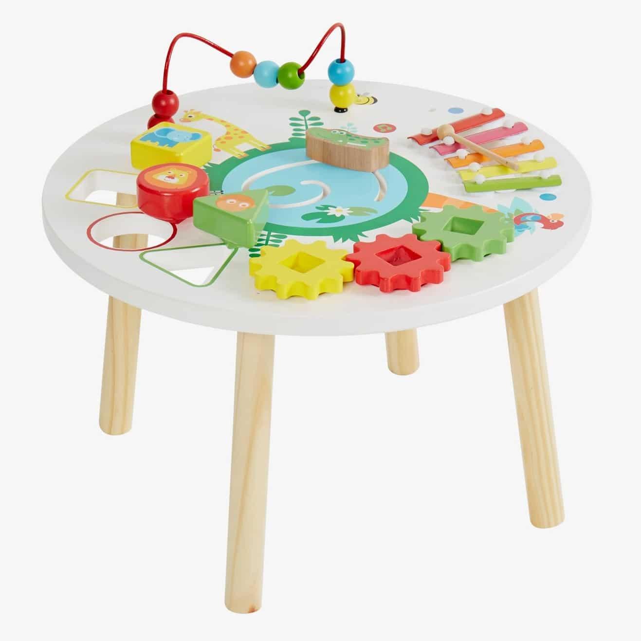 table-eveil-savane-multicolor