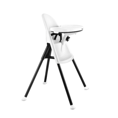 chaise-haute-babybjorn-blanc