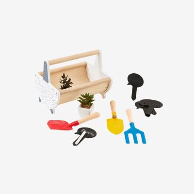 jeu-plein-air-kit-du-petit-jardinier-vertbaudet