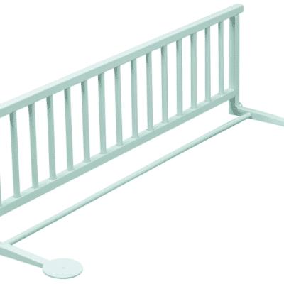 Barriere-de-lit-en-bois-laque-vert