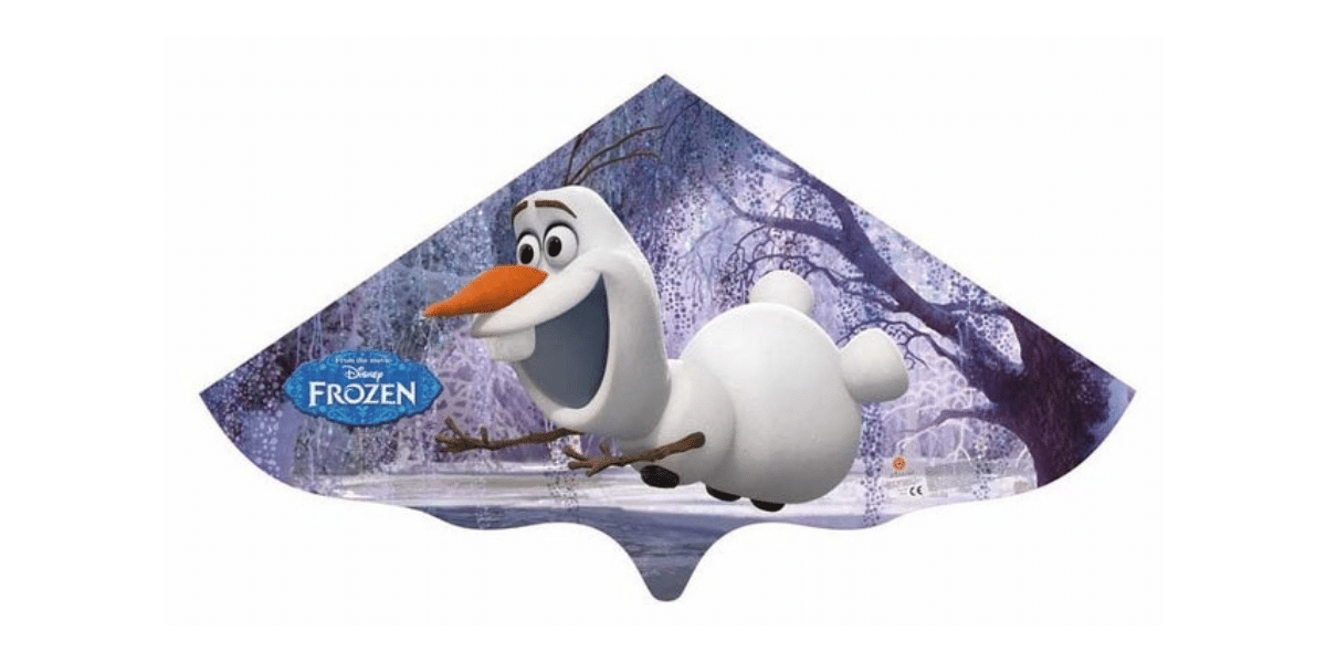 Cerf-volant-Olaf