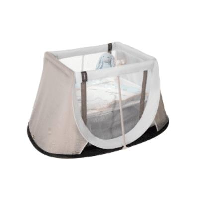 Lit-parapluie-pop-up-Instant-Travel-Cot-White-Sand-aeromoov