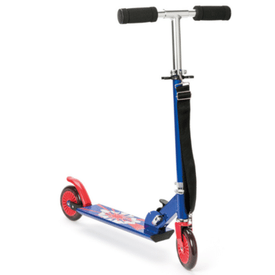 Trottinette enfant bleue Freebul