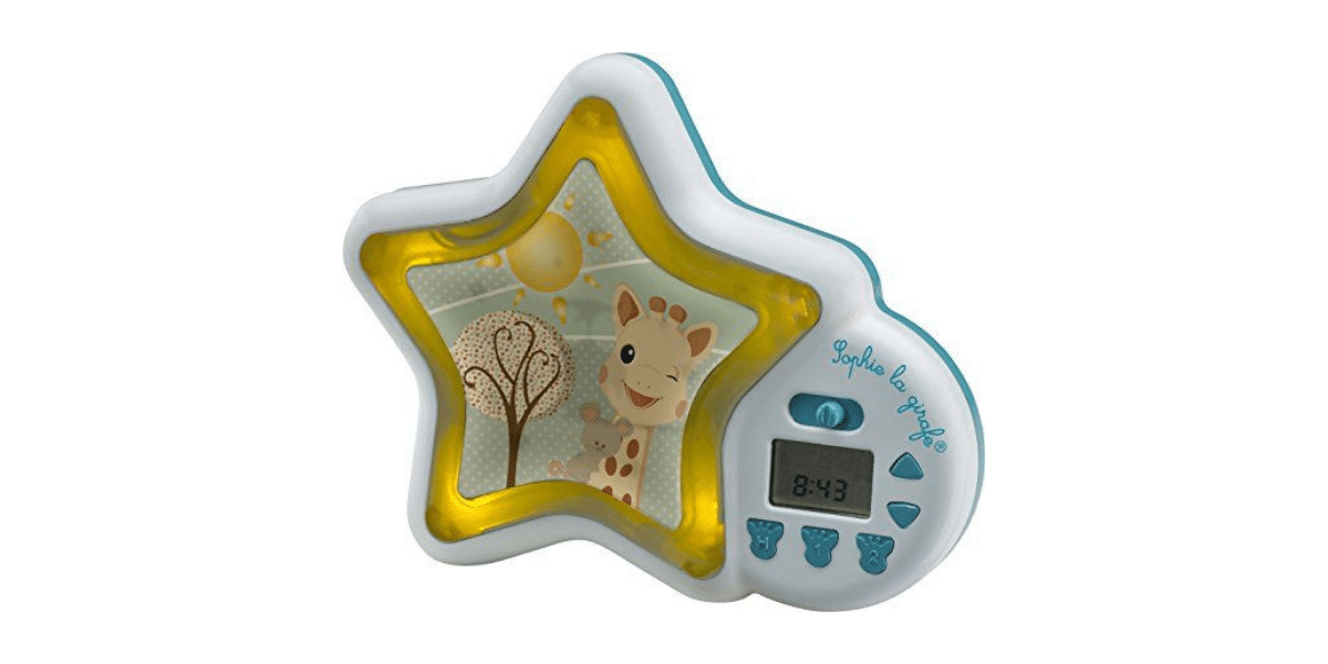 Reveil-Sophie-la-girafe-Tik-Tok-Go