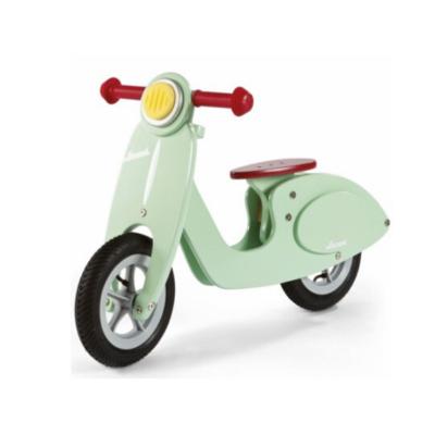 draisienne-scooter-vert-d-eau