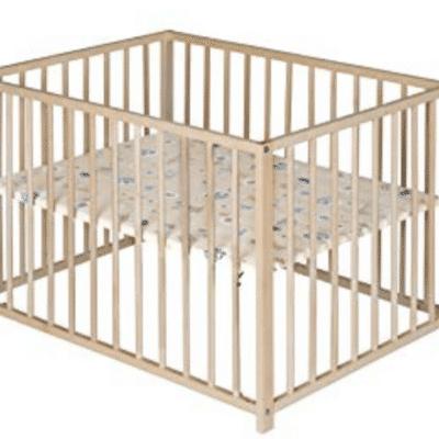 Caja plegable de madera Ideen