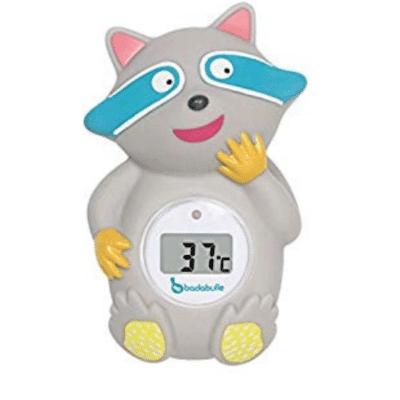 Thermomètre-de-bain-Raton-laveur-Badabulle