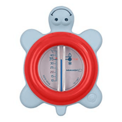 Thermomètre-de-bain-Tortue-rouge-Bébé-Confort