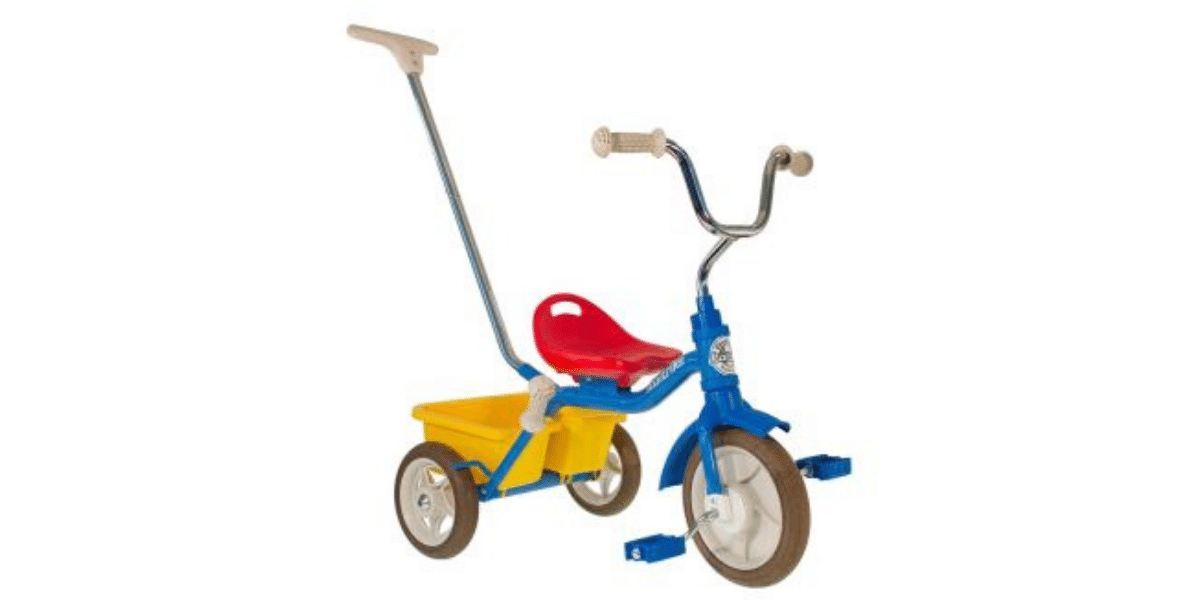 Tricycle-Colorama-Paenger-bleu-2-5-ans-Italtrike