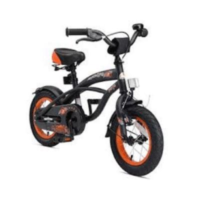 Bicicleta para niños Deluxe Cruiser Bikestar de 12 pulgadas