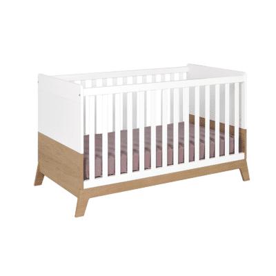 lit bébé évolutif blanc marque La Redoute Intérieurs