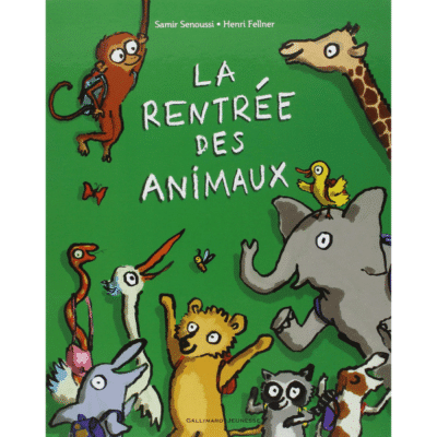 Top 10 Livre Sur La Rentree Des Classes