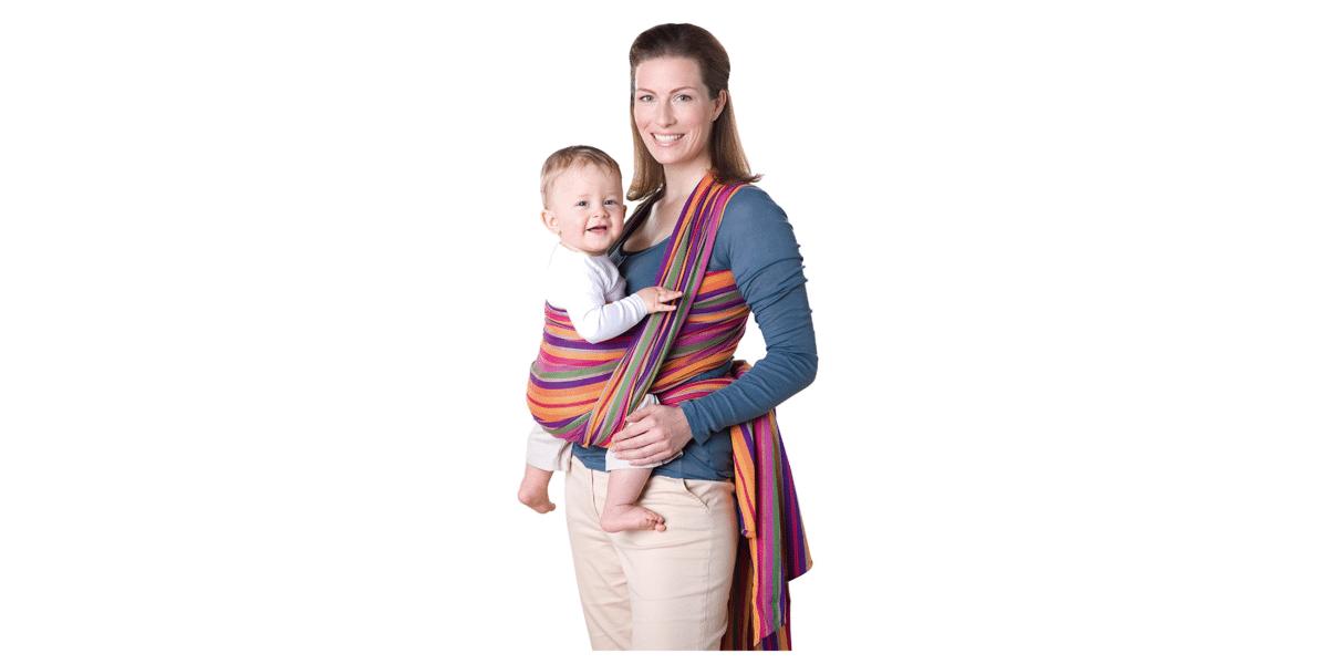 porte-bebe-écharpe-de-portage-Amazonas-Lollipop-2