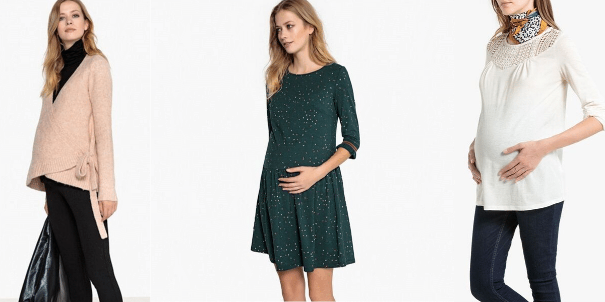 famous brand the cheapest new products Vêtements de grossesse La redoute collection