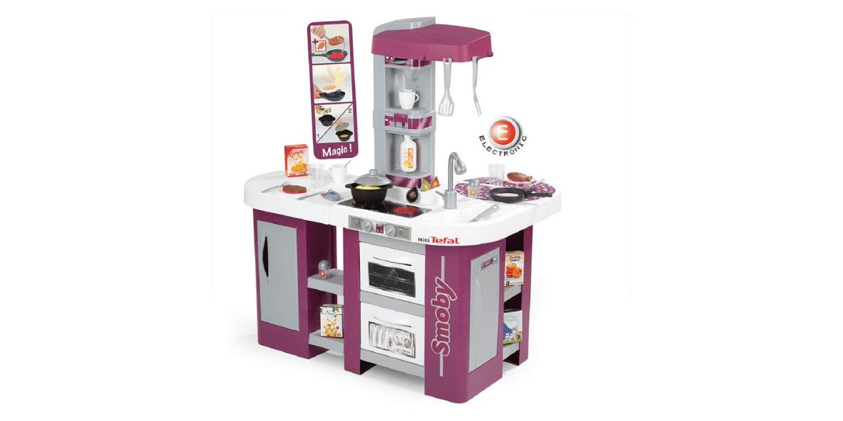 Cuisine-pour-enfants-Studio-XL-Smoby