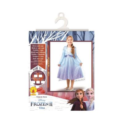 Disfraz-Elsa-La-Reina de las Nieves-2