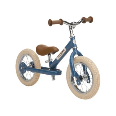 Bicicleta de equilibrio retro trybike blue 2 en 1