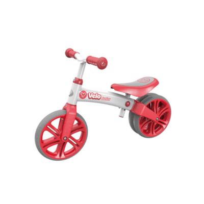 bicicleta de equilibrio Yvelo Yvolution red