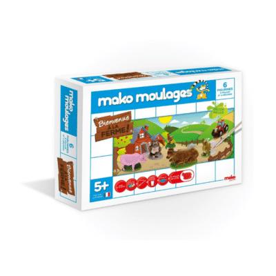 Kit de modelado de mako