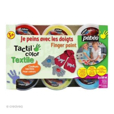 Bebé-kit-de-pintar-con-dedos-para-tela-Pébéo