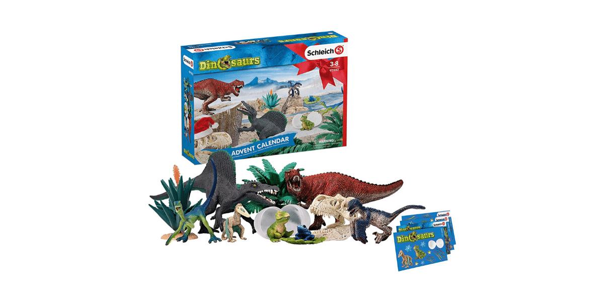 Schleich-dinosaures